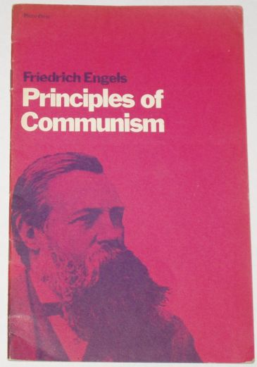Principles of Communism, by Friedrich Engels